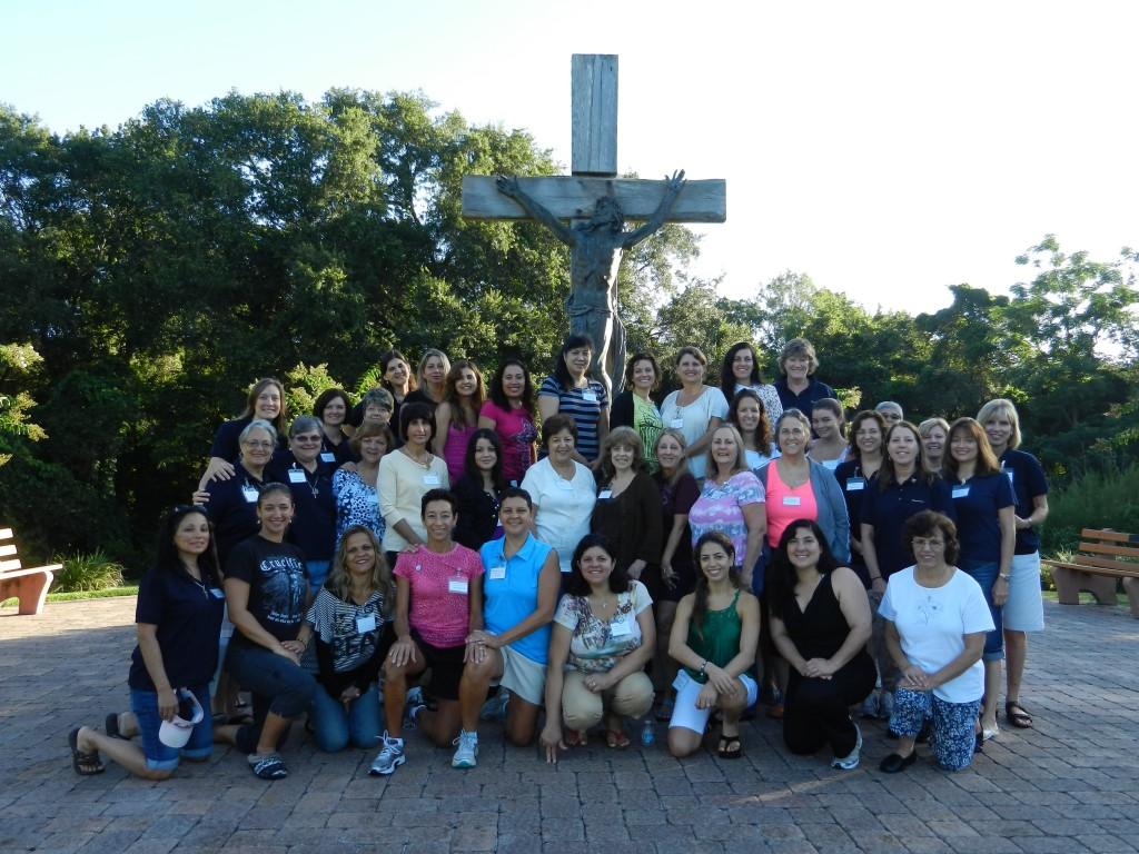 women of Emmaus Aug 2012