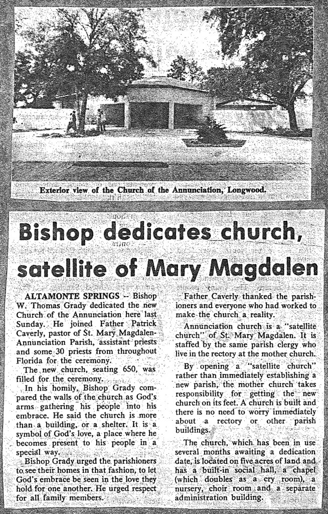 Blessing of Church10-03-1980