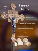 Lent 2015 - Living Faith