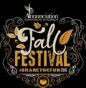 Annunciation Fall Festival