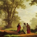 painting Emmaus