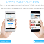 Access FORMED on the Go!