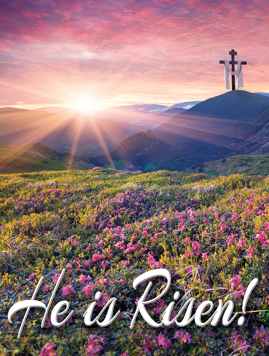 Holy Week and Easter Mass Schedule   Annunciation Catholic Church