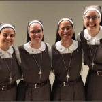 Newly Professed Sisters
