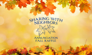 Fall Raffle - Congratulations to our Winners